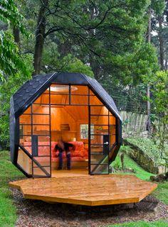 Bawse backyard office