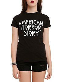 American Horror Story All Monsters Are Human Girls T-Shirt | Hot Topic