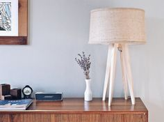 Table Lamp by furnishedmodern on Etsy