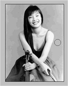 Mira Wang - fantastic violinist!