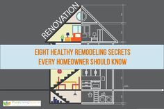 Eight Healthy Remodeling Secrets Every Homeowner Should Know