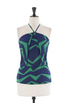Arrow Halter Top from KOKOON $68