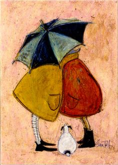 Whimsical art <3 Sam Toft -- Picture Detail