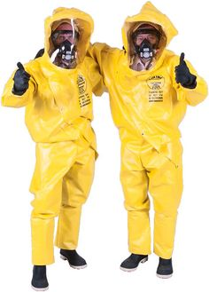 Hazmat Suit :: Inspiration 1