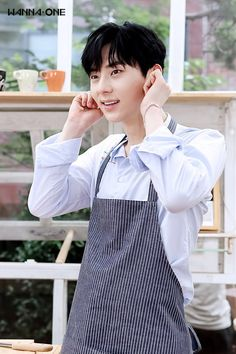 wanna one teaser photo hwang minhyun