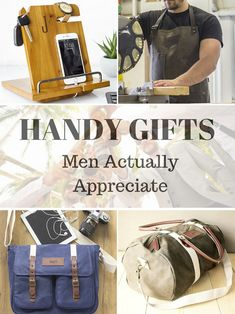5 Handy personalized gifts men will actually appreciate and use.