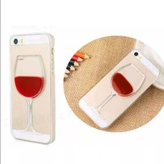 iPhone 6 Plus 3D Wine Glass hard plastic case 100% Brand New and high quality stylish 3D Wine Glass hard plastic case for iPhone 6 Plus. Protects your phone from common bumps, thumb prints, dust and scratches. The precise cutouts give easy access to controls and dock connector. Wine moves freely, it is a fun case and a must have for wine drinkers. Material: Hard PC Style: Wine Glass Package Included: 1 x Case Cover For iPhone 6 Plus. Accessories Phone Cases