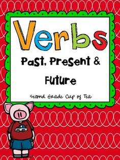 Verbs: Past, Present & Future