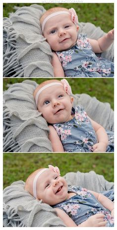 Leighton's 3 month session, Farmville NC, Will Greene Photography