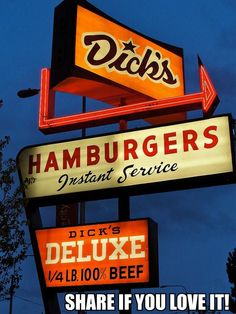 the famous dick's!