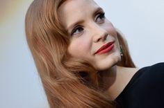 Jessica Chastain Photos: 'Interstellar' Premieres in Hollywood