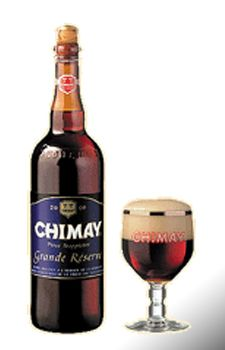Better than champagne for a special occasion  Chimay Blue--Monks know how to make beer.