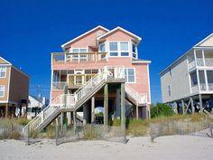House vacation rental in Garden City Beach from VRBO.com! #vacation #rental #travel #vrbo