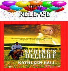 Shattered, Spring Reed finally escapes her abusive past by accepting a job on a Montana ranch. Colt O'Malley's life takes a tragic turn leaving him devastated. Can these two deeply scarred hearts heal enough for love? http://amzn.com/B00O5B3RYG