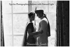 Indoor Portraits Using Backlight Window Light
