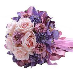 Bouquet de Mariage Fleurs Artificielles pour Mariee Demoi... https://www.amazon.fr/dp/B01FH91TKI/ref=cm_sw_r_pi_dp_PizoxbA15XVM2