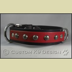 "The ""Duke"" Deco Dog Collar Leather Dog Collars, Duke, Belt, Bracelets, Accessories, Jewelry, Belts, Jewlery, Jewerly"