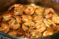 Spicy, buttery, herbed and ready in 15minutes. Is there a reason why you are not jumping with joy? Ok, let me elaborate, this is a super quick and easy Cajun shrimp meal, that you can make any day of the week - even on a busy, crazy and frenzy day. Please tell me you are just like me and ...