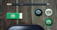 Hunting & Fishing Club Brand Identity on Behance