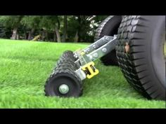 Big League Lawns LGT55 CheckMate 55-Inch Universal Lawn Striping Kit For Tractor