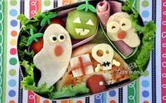 20 Halloween Lunch Ideas for Kids I Bento Box Healthy Lunches for Kids - ParentMap