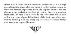 John Tuohy's  MY WRITERS SITE: Excerpt from The Realm of Possibility by David Lev...