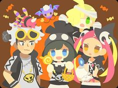 Image result for minecraft pokemon trainer girl skins ultra sun and moon