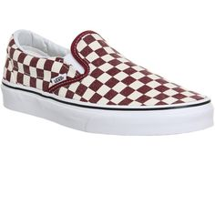 Vans Classic Slip On (221.475 COP) ❤ liked on Polyvore featuring men s  fashion 0e2840fc5