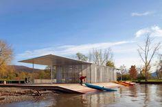 Boat Pavilion for Long Dock Park 02