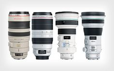 A Brief Comparison of Canon 400mm Lenses, Mark I Against Mark II