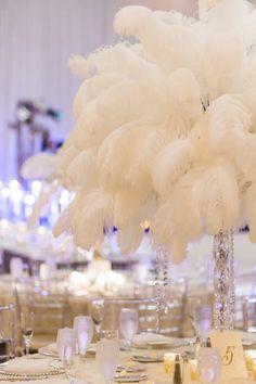 Wedding reception idea; photo: Bonnie Sen Photography