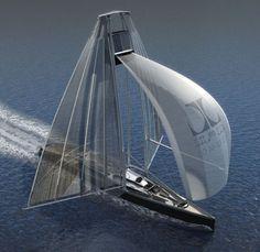 Ankida Yacht, Lila-Lou, Luxury Yacht, wind conditionmaximum area
