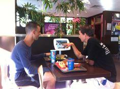 Weblib chez Quick à Nancy Digital Retail, Find Picture, Blog, Blogging