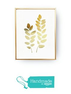 Real Gold Foil Print, Acacia Print, Gold Flower Illustration, Flower Wall Art, Plant Poster, Flower Decor, Modern Prints, Floral Wall Decor, from Lovely Decor https://smile.amazon.com/dp/B01K28JIP2/ref=hnd_sw_r_pi_dp_pLCczb5AZW403 #handmadeatamazon