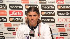 Lopez in Conferenza Stampa