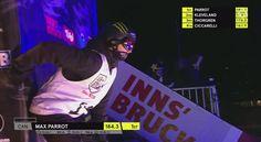 Wow! Spektakuläre Sprünge und eine Weltneuheit beim  Air + Style in Innsbruck, dem Event mit Kultstatus.  Max Parrot | Marcus Kleveland | Sven Thorgren | Snowboard Germany
