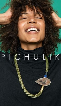 Pichulik for Woolworths South Africa South African Design, Latest Fashion Trends, Turquoise Necklace, Jewelry Design, Pendant Necklace, Style, Accessories, Swag, Drop Necklace