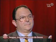 Intervista shock Vescovo dei Testimoni di Geova - Roma - 24 Giugno 2014
