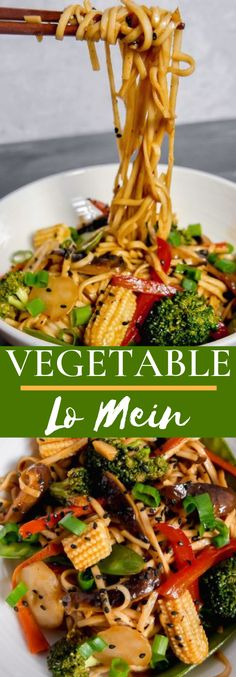 Vegetable Lo Mein Vegetable Lo Mein Related posts: Easy Garlic Sesame Noodles Vegetable Lo Mein Recipe with Homemade Noodles Vegetarian Chow Mein with Fried Honey Tofu Panda Express Chow Mein (Copycat) – Dinner, then Dessert Vegetarian Appetizers, Vegetarian Recipes Easy, Healthy Recipes, Vegetarian Lo Mein, Healthy Options, Veggie Recipes, Easy Recipes, Easy Meals, Edamame