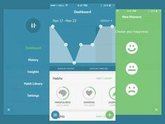 Mobile Concepts by Andy Peninger (Kalamazoo, MI) Ios App Design, App Design Inspiration, Concept