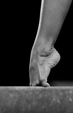 real dancers feet