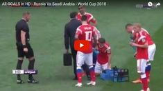 World Cup hosts Russia kicked off their Group A campaign in style with a win over Saudi Arabia on Thursday. Denis Cheryshev scores twice to seal biggest victory by host nation in opening game for 84 years. Denis Cheryshev, 14 June, World Cup Russia 2018, Fifa World Cup, Saudi Arabia, Highlights, Sports, Hs Sports, Luminizer
