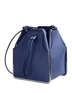 Carven Small Leather Bag - Carven Women - thecorner.com