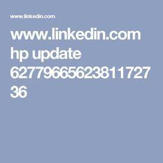 www.linkedin.com hp update 6277966562381172736