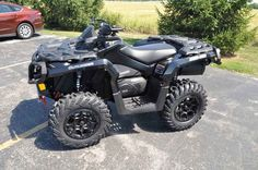 New 2017 Can-Am Outlander XT-P 1000R ATVs For Sale in Wisconsin. 2017 Can-Am Outlander XT-P 1000R, 2017 Can-Am® Outlander XT-P 1000R STUNNING LOOKS AND UPGRADED SUSPENSION Loaded with features including an upgraded suspension and aluminum beadlock wheels, the Outlander XT-P package is a sporty ride with all the extras. Features may include: ROTAX V-TWIN ENGINE OPTIONS CATEGORY-LEADING PERFORMANCE Available with the 78-hp Rotax 850 or 89-hp Rotax 1000R liquid-cooled V-Twin engine, with four…