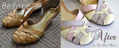 http://tearosehome.blogspot.com/2014/06/tutorial-how-to-paint-leather-shoes.html