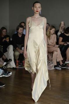 Sara Robertsson Jewellery for Greta Gram Stockholm Spring 2017 Fashion Show