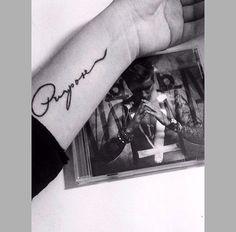 my tattoo #purpose#tattoo