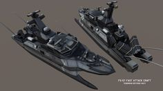 Class Fast Attack Craft - Final Version by on DeviantArt Concept Ships, Concept Cars, Future Weapons, Military Weapons, Navy Ships, Military Equipment, Aircraft Carrier, War Machine, Water Crafts