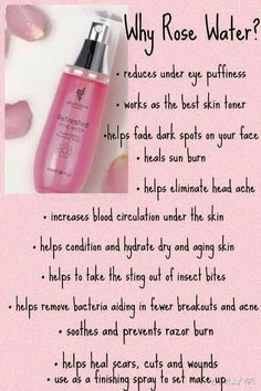 Younique Rose Water available at www.youniqueproducts.com/TanyaSchneider